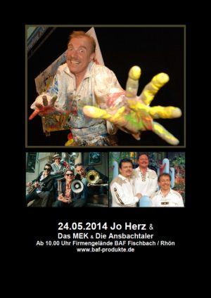 24. Mai 2014 100 Jahre BAF Fischbach