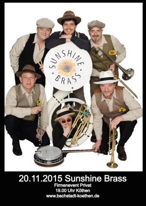 20.Nov.2015 Sunshine Brass Koethen