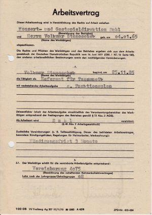 01. 1985 Konz.- & Gastspieldirektion Suhl-I