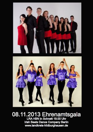 08. Nov. 2013 Irish Beats Dance Company