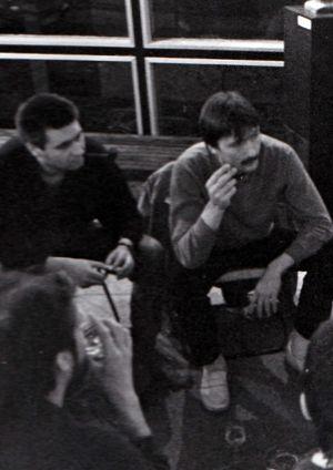 03. 1988 Galerie am Herrenteich mit W.S.
