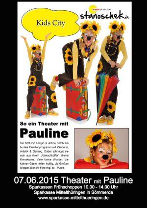 7. Juni 2015 Theater mit Pauline - SPK ...