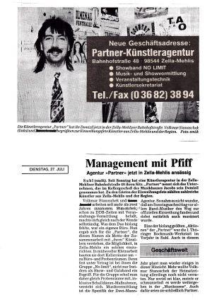 13. 1993 Buero in Suhler Vorort