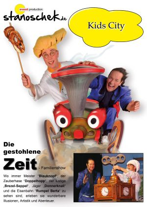 Downloads: Flyer - Die gestohlene Zeit.PDF