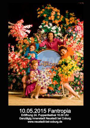 10. Mai 2015 Fantropia Puppenfestival ..
