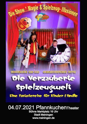 4.Juli 2021 Pfannkuchen Theater Mgn.
