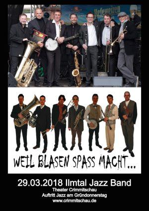 29.März 2018 Jazz / Theater Crimmitschau