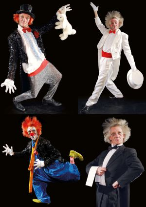 Mime Rainer König