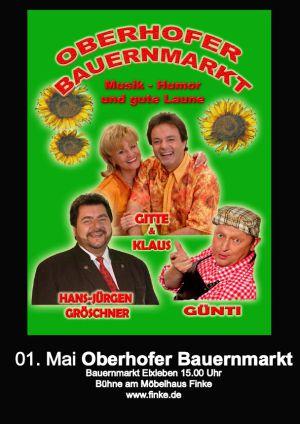 01. Mai 2013 Bauernmarkt Elxleb.