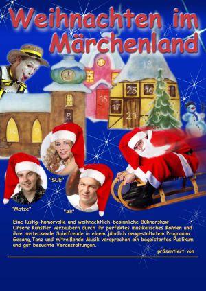 Weihnachten im Märchenland II