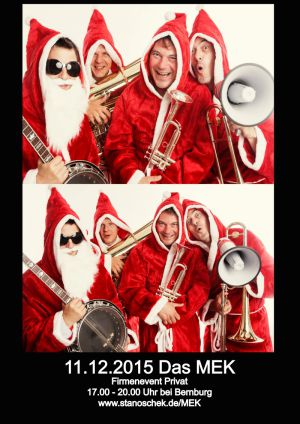 11.Dez.2015 Das Weihnachts-MEK - FE