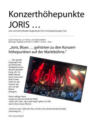 14.06.2019 JORIS - Hütesfest Mgn.