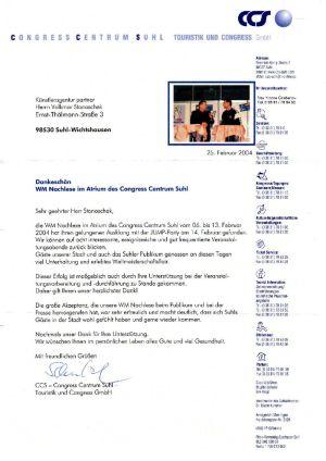 2004 Biathlon WM Nachlese CCS